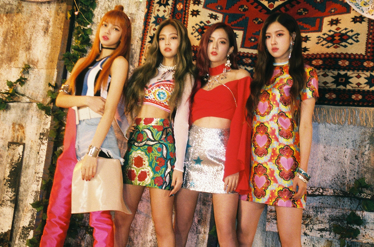 BLACKPINK To Extend Promotion Period With Summer Remix Of As If Its Your Last