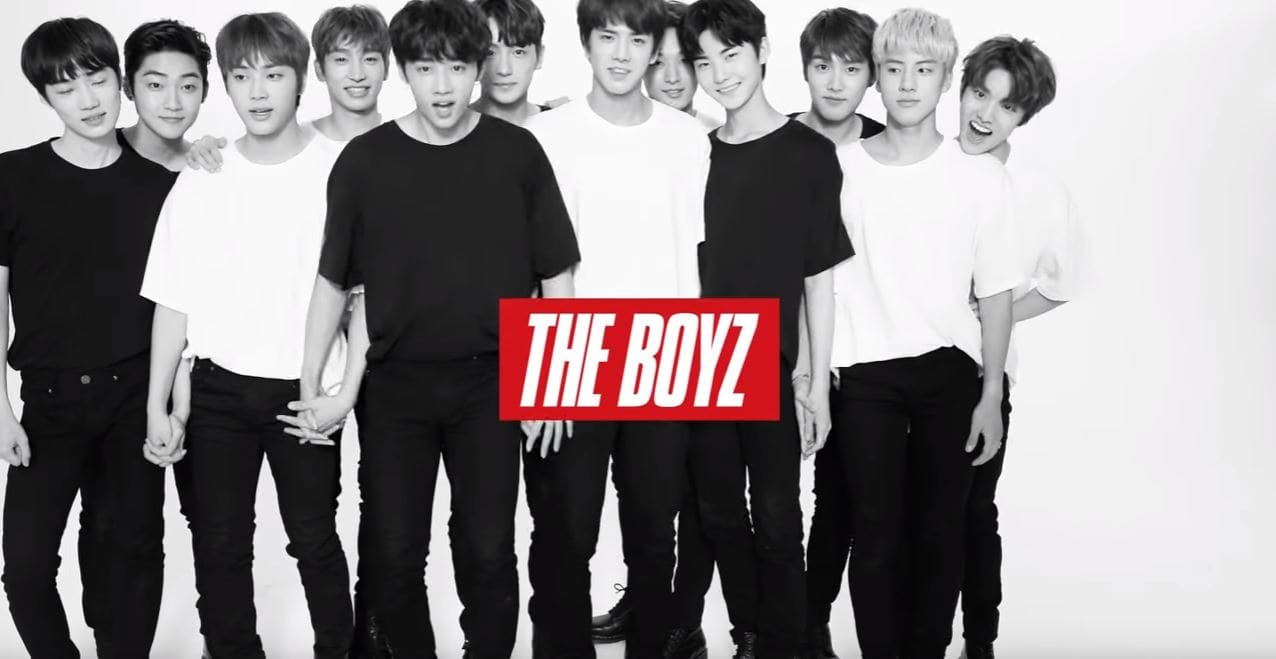 Update: Cre.Ker Entertainment's Upcoming Group The Boyz ...