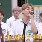 """Watch: EXO's Chen Pulls Off Insanely Difficult Song + Other Impressive Performances On """"Ask Us Anything"""""""