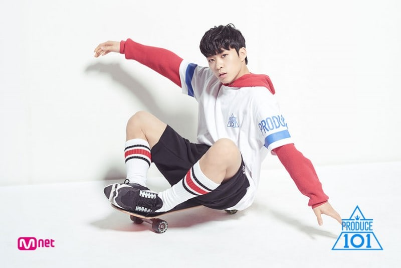 """Produce 101 Season 2"" Contestant Byun Hyun Min Wins Gold Medal At National Taekwondo Competition"