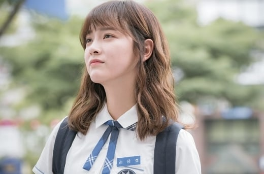 Kim Sejeong Fights Social Injustice On School 2017