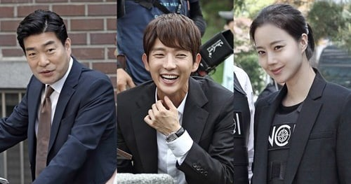 Son Hyun Joo Lee Joon Gi Moon Chae Won