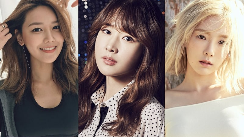Girls' Generation's Sooyoung And Taeyeon Visit Sooyoung's Sister To Support Her Musical