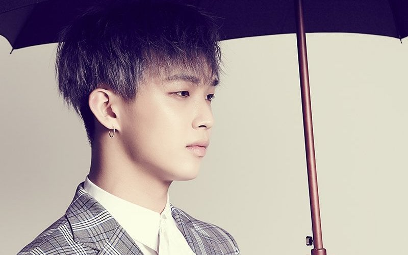 """BTOB's Hyunsik Talks About His Hopes For Upcoming Solo Track """"Swimming"""""""