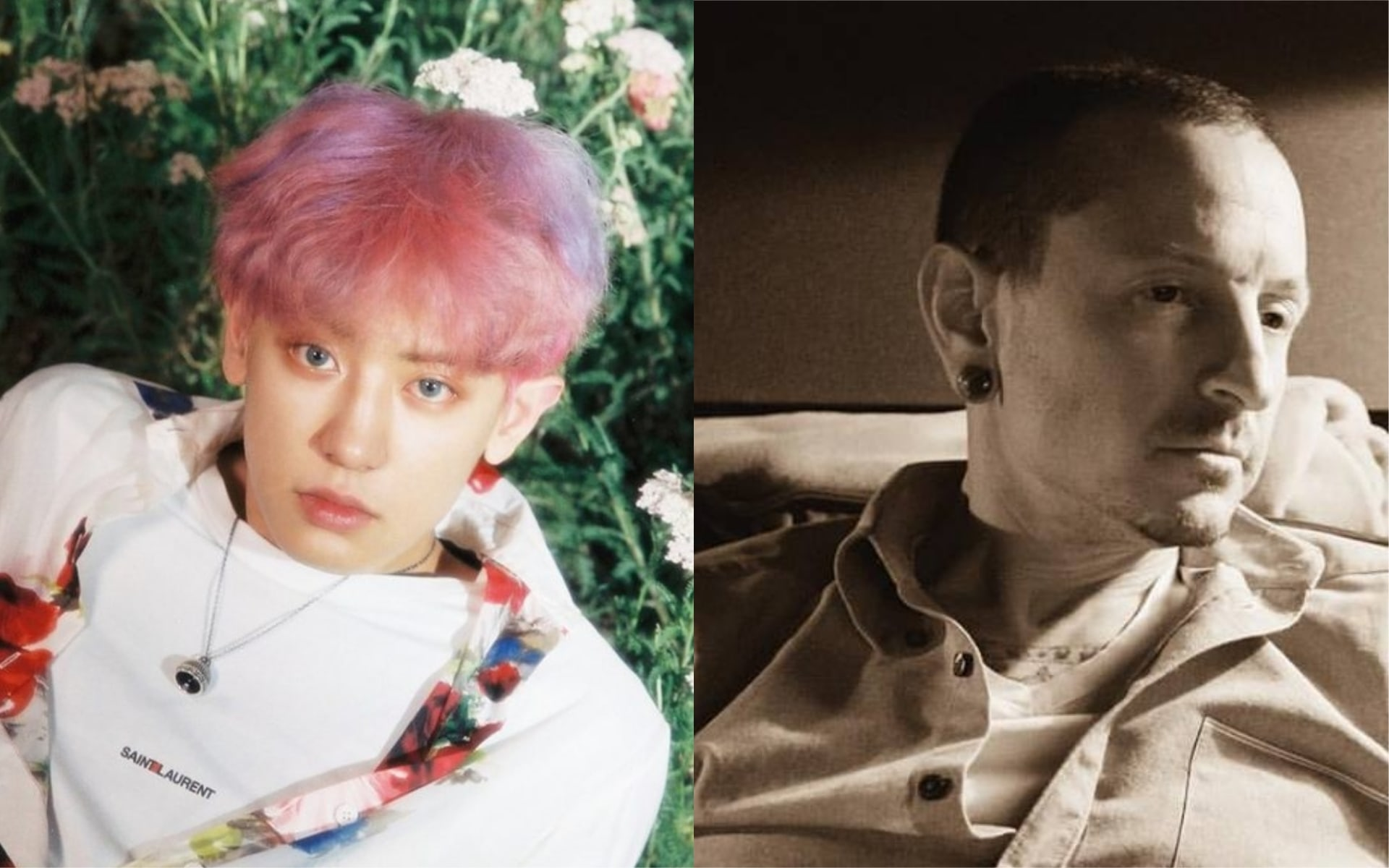 EXOs Chanyeol Shares Linkin Park Cover In Memory Of Chester Bennington, And New Beautiful Cover