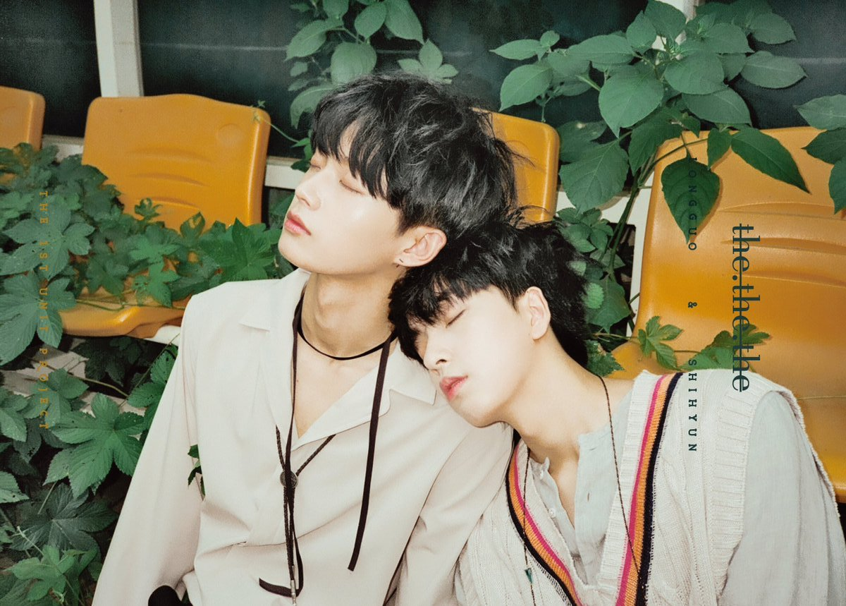 Update: Kim Yong Guk And Kim Shi Hyun Share First Teaser Images And Track List For Debut Unit Project