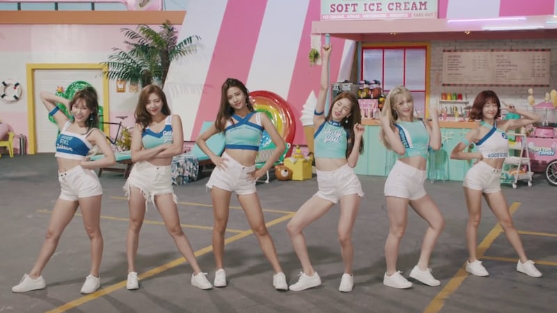"""Watch: LABOUM Is Ready To Take On Summer In MV Teaser For """"only u"""""""