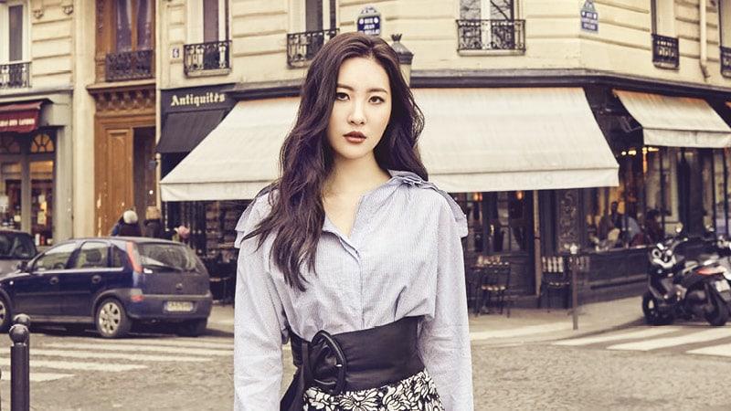 Sunmi Talks About Meeting Kim Chungha And Shares Variety Show Wish List