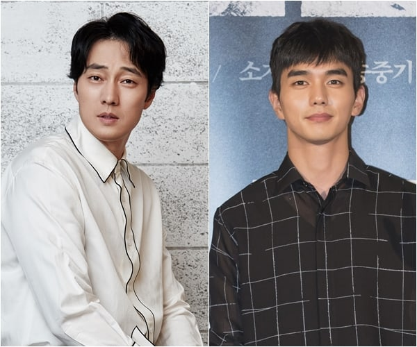 "So Ji Sub Talks About Yoo Seung Ho's Resemblance To Him And Describes Him As An ""Angel"""