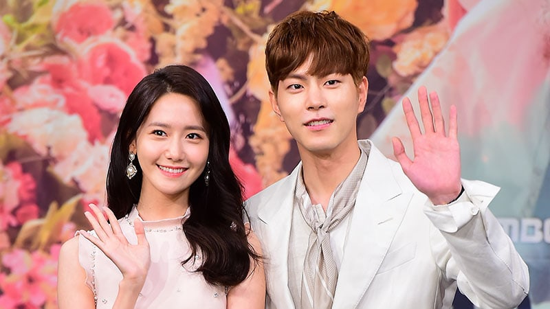 """Hong Jong Hyun Gushes About His """"The King Loves"""" Co-Star YoonA's Beauty"""