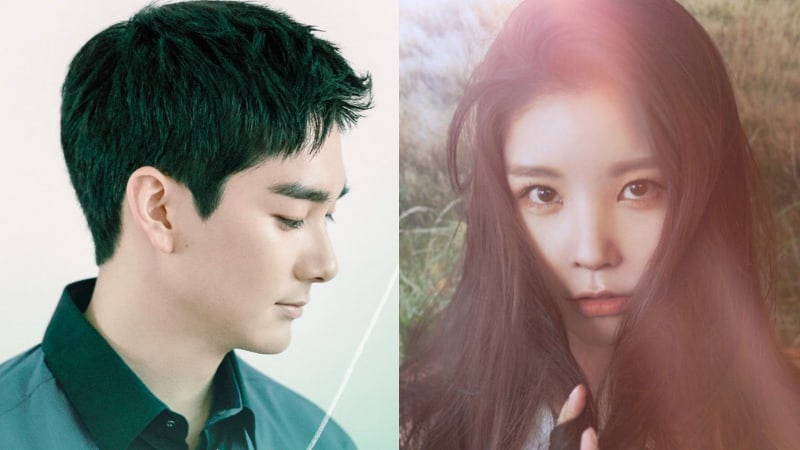 NUESTs Aron To Feature On Rainas Upcoming Solo Release