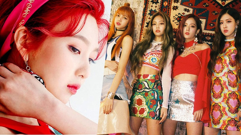 Red Velvets Joy Explains Why She Cried While Eating With BLACKPINK