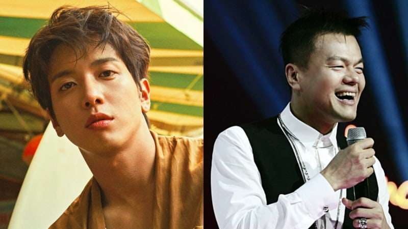 CNBLUEs Jung Yong Hwa To Guest On Park Jin Young's New Music Talk Show