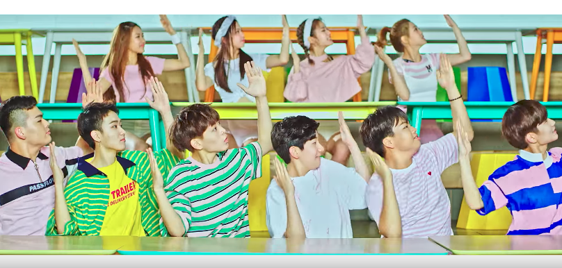 "Update: The East Light Releases Another Bright And Adorable MV Teaser For ""I Got You"""