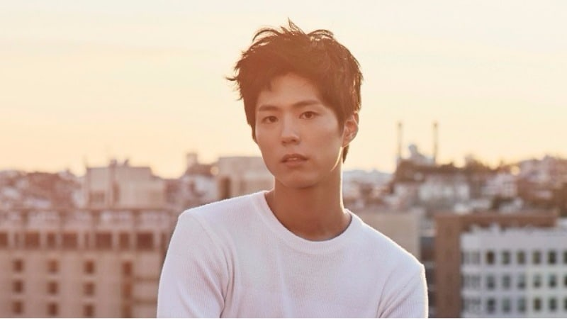 Park Bo Gum Sports A New Haircut At The Battleship Island Premiere