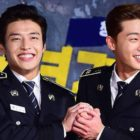 """Park Seo Joon And Kang Ha Neul Confirmed To Be Appearing In Episode Of """"Running Man"""""""