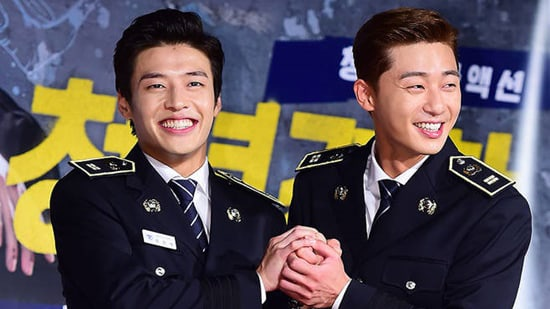 "Park Seo Joon And Kang Ha Neul Confirmed To Be Appearing In Episode Of ""Running Man"""