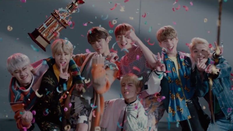 "Watch: MYTEEN Makes ""Amazing"" Debut With Energetic Music Video"