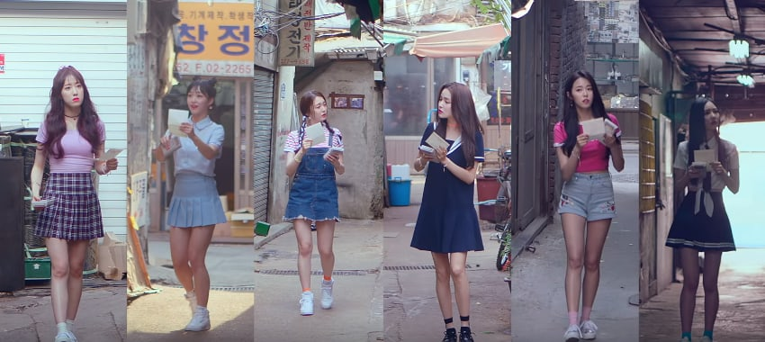 """Watch: New Girl Group P.O.P Wants To """"Catch You"""" In Debut MV"""