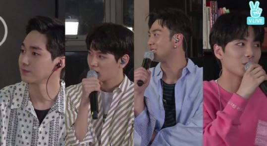 NUEST W Tearfully Shares Goals For 2017, Feelings On Chart Success Of If You, And More