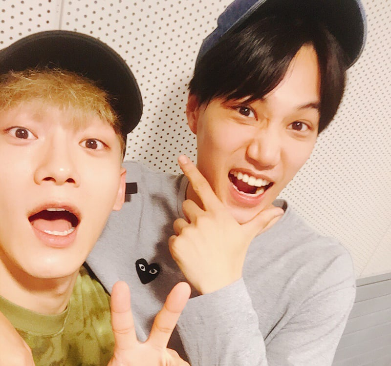 EXO's Chen And Kai Reveal Which Of Their Performances Are Most Memorable