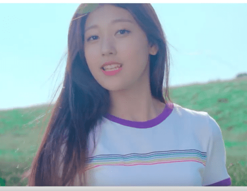 "Watch: LOONA Introduces New Member Choerry Through Bright MV For ""Love Cherry Motion"""