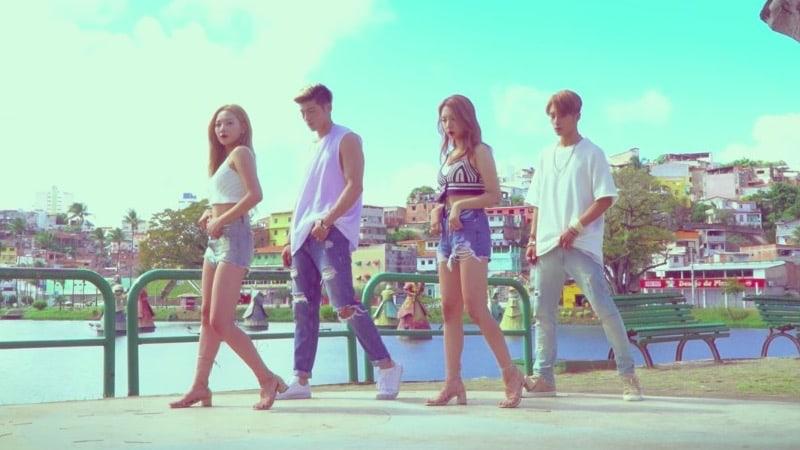 "Watch: KARD Drops Choreography Video For ""Hola Hola"""