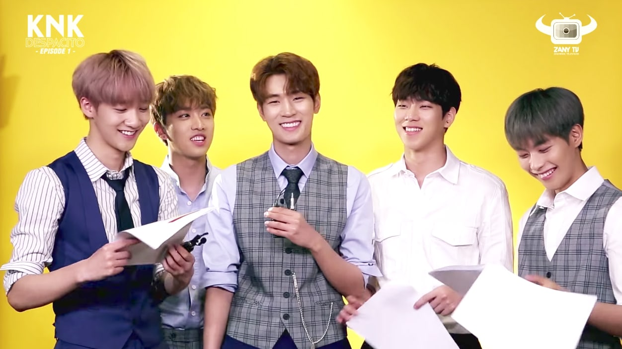 Watch: KNK Does A Dramatic Reading Of Despacito + Reacts To The Meaning Of The Songs Lyrics