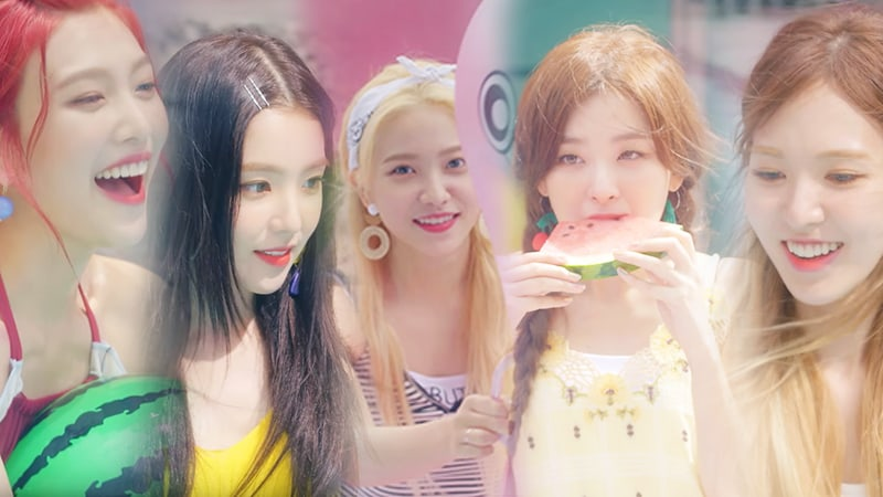 """Watch: Red Velvet Says """"You Better Know"""" How Much They Love You In Special Thank You Video"""