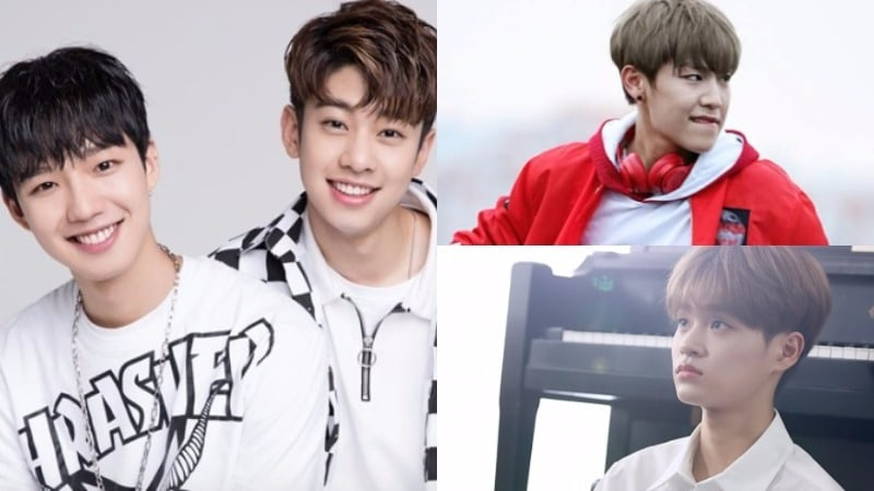 Brand New Music Unit MXM Talks About Wanna Ones Park Woo Jin And Lee Dae Hwi