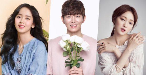 Kim So Hyun Yoon Kyun Sang Lee Sung Kyung