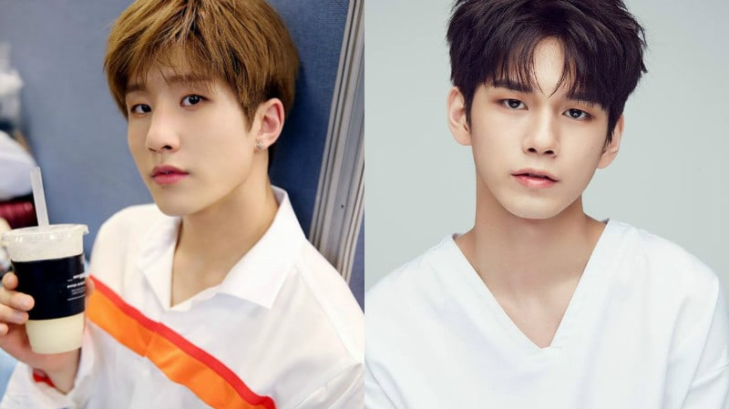 ASTROs JinJin Talks About His Friendship With Wanna Ones Ong Sung Woo