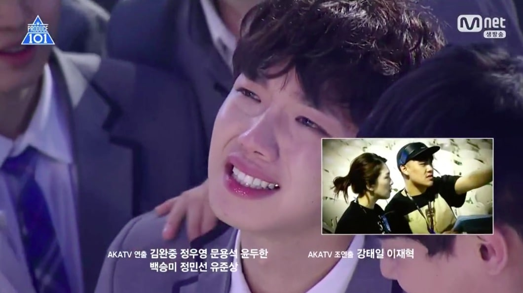 MXM's Im Young Min Explains Why He Cried So Hard During Produce 101 Season 2 Finale