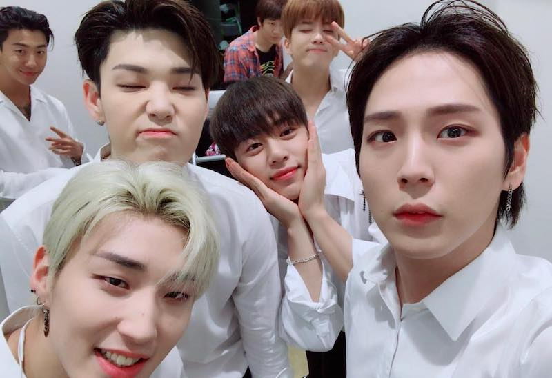 B.A.P Members Show Their Support For Daehyun And His ...