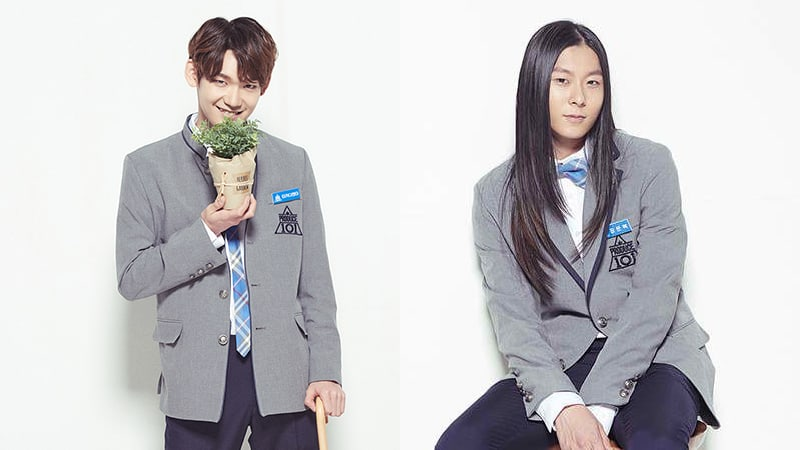 Former Produce 101 Season 2 Trainees Jang Moon Bok And Takada Kenta Have A Friendly Reunion
