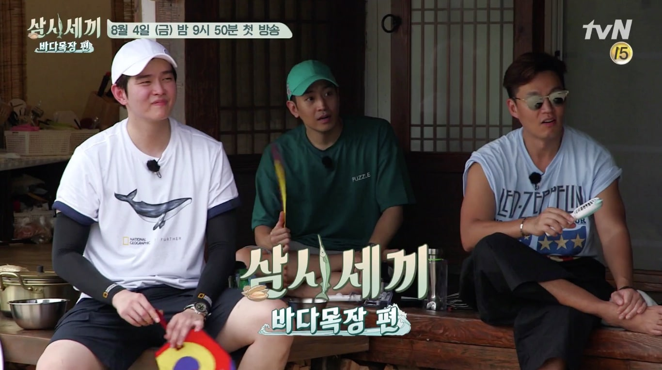 Watch: Three Meals A Day Signals Return With First Teaser And Hints At Mysterious Female Guest