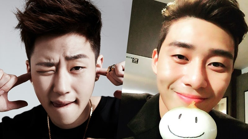 Rapper DinDin Explains Why He Doesn't Mention Looking Like Park Seo Joon Anymore