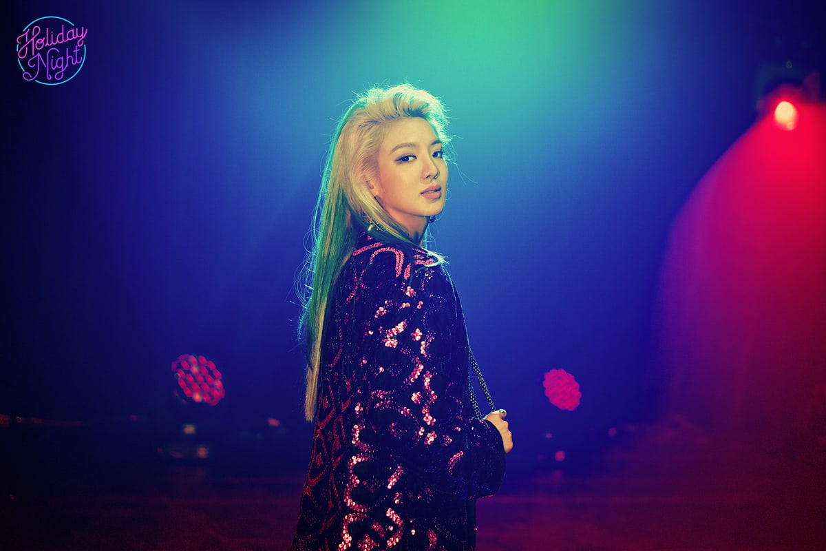 Watch: Girls Generations Hyoyeon Features In New Teasers For Holiday Night