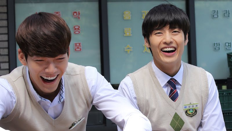 Kang Ha Neul Talks About Filming Movie With Kim Woo Bin Before Learning Of His Cancer Diagnosis