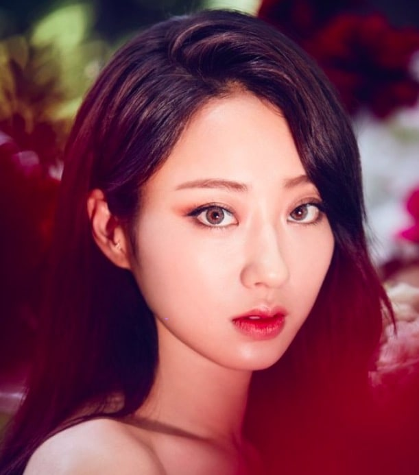 9MUSESs Kyungri Reveals Why She Found It Difficult To Memorize Red Velvets Choreography