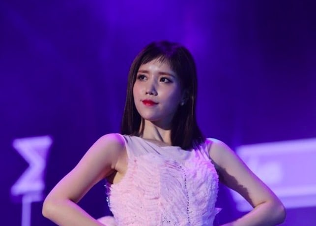 Lovelyz's Jin Powers Through A Concert With Ankle Injury; Agency Responds