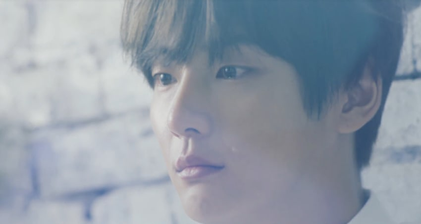 "Watch: Yoon Shi Yoon Sheds Tears In Shin Hye Sung's Teaser For ""Still There"""