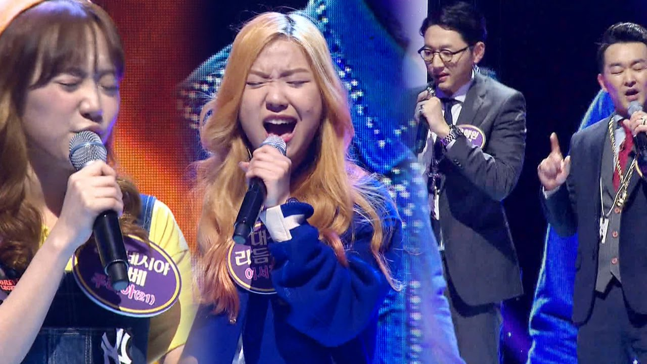 11 Epic Vocal Performances From Variety Shows To Bless Your Ears