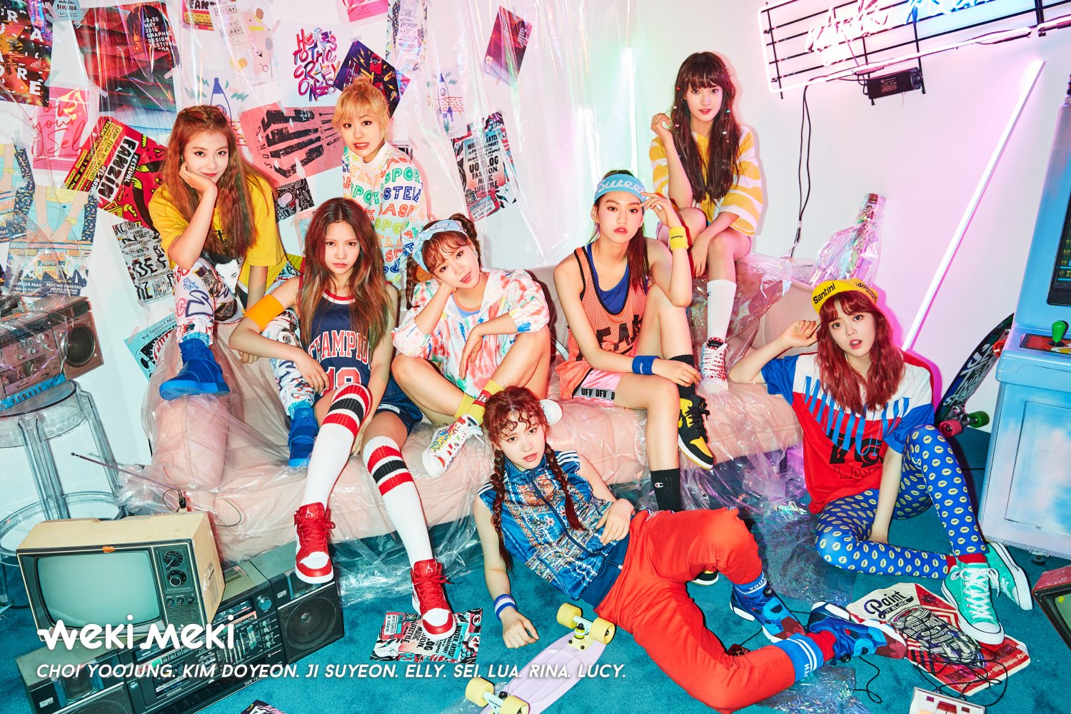 Here's What You Need To Know To Get Hyped For Weki Meki's Debut