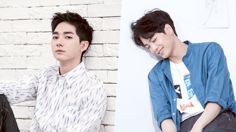 NUESTs Aron Shares That JR Cried When Their New Song If You Was Released