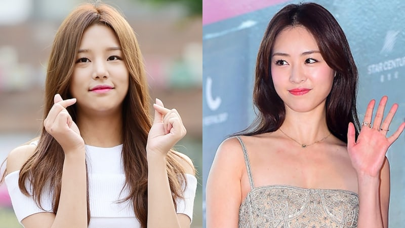 LABOUMs Solbin Thanks Lee Yeon Hee For Taking Care Of Her