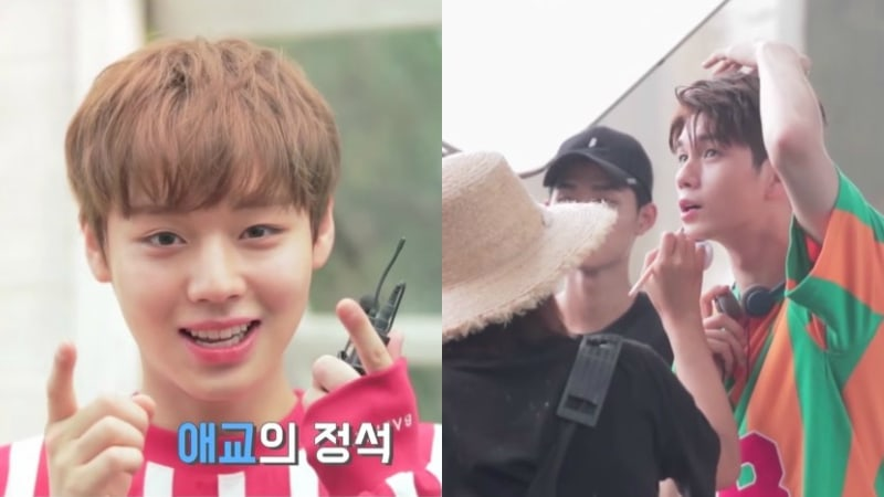 Watch: Wanna One Takes Fans Behind The Scenes Of Debut Teaser Videos