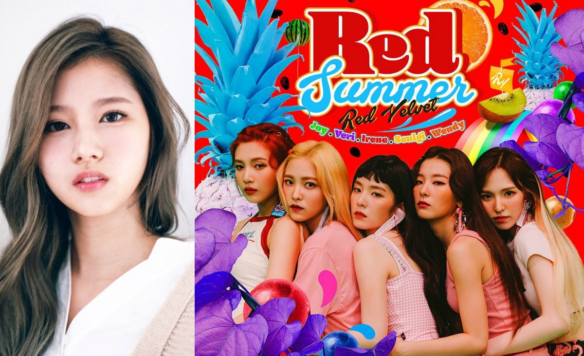 TWICE's Sana Shares What Her Favorite Red Velvet Track Is These Days