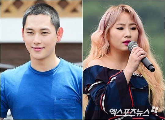 Im Siwan To Release Surprise Track With Urban Zakapas Jo Hyun Ah During His Military Service