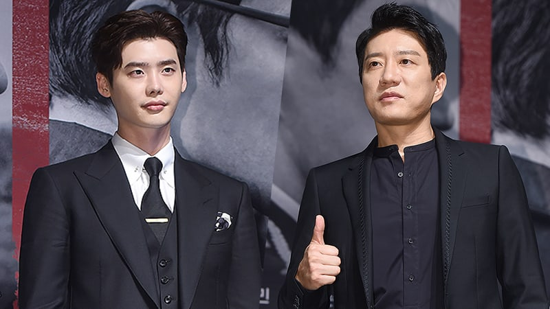Lee Jong Suk Gets Praised By Kim Myung Min For His Incredible Acting